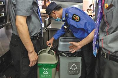北京家庭厨余垃圾每天分出近四千吨