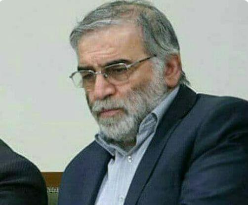 """新京报:伊朗""""核武器之父""""此时被暗杀,有何玄机?"""