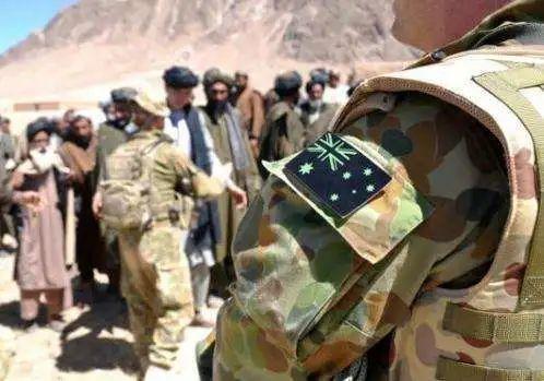 部署在阿富汗的澳大利亚士兵(资料图)