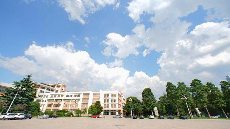 寻找山东最美大学校园|青岛农业大学李让:《虹子青春》
