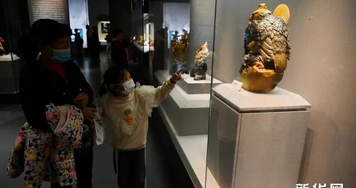 冯氏三代寿山石雕刻作品亮相福建博物院