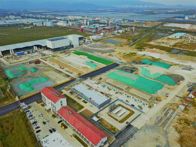 连云港交控集团:建筑材料节能环