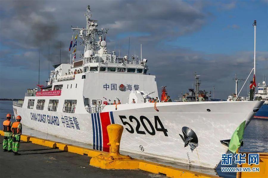 中国海警5204舰