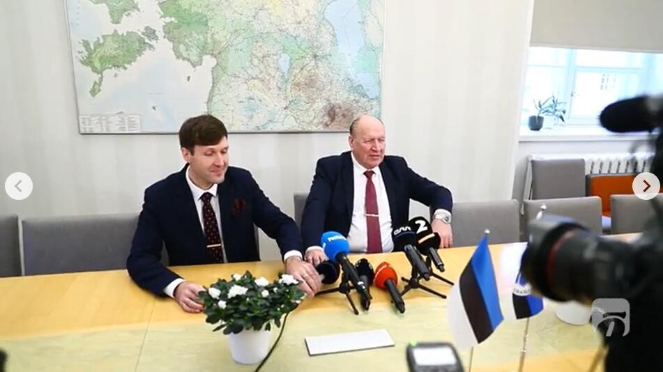 梦到美国内战特朗普会赢?爱沙尼亚内政部长因言辞职