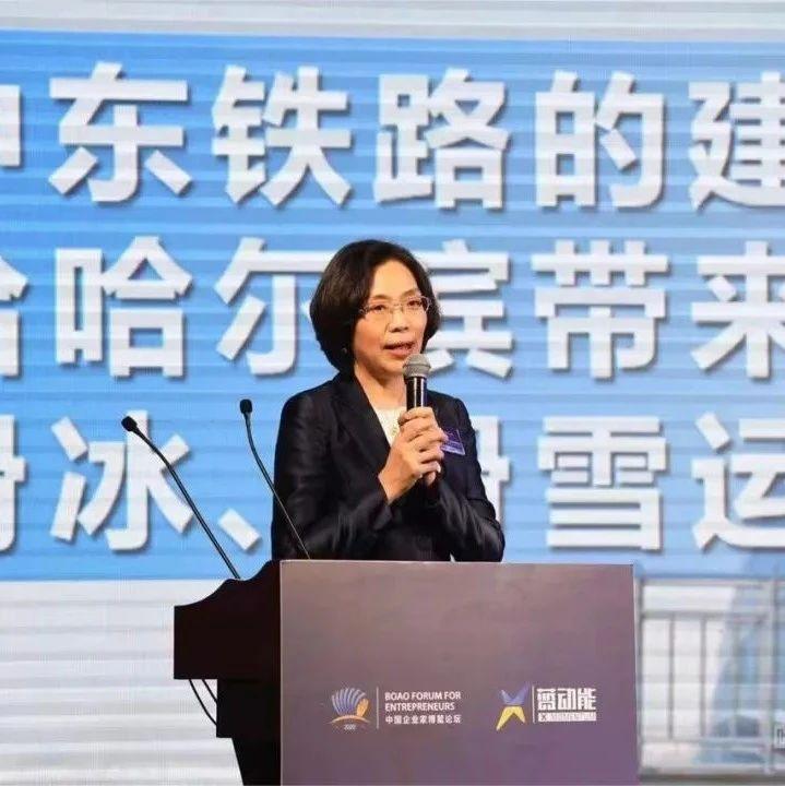 """一组数据三个维度见证哈尔滨如何让""""冷资源""""释放""""热效应""""丨2020中国企业家博鳌论坛——数字营销峰会举行"""