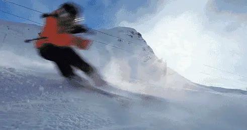 大雪已至,滑雪还会远吗,任凭时光老去,我在曾家山等你