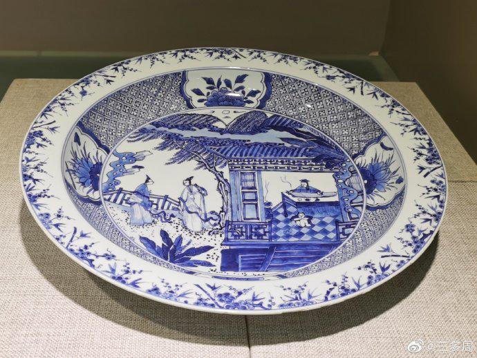 大连博物馆:瓷路相逢—清代外销瓷上的中国情调与西方艺术展