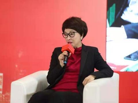 """汤臣集团董事长徐枫女士谈论汤臣与浦东之间的""""血缘""""牵绊"""