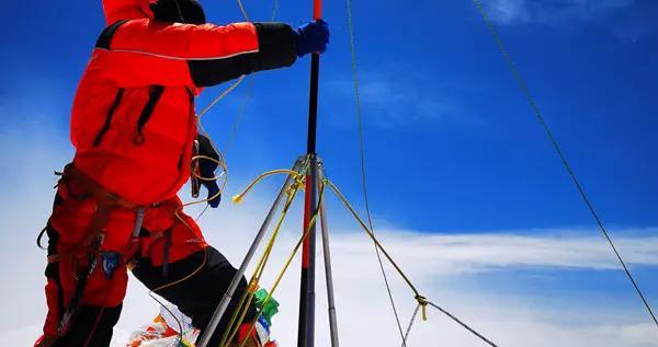 助力2020珠峰高程测量 关键设备峰顶觇标:常州制造