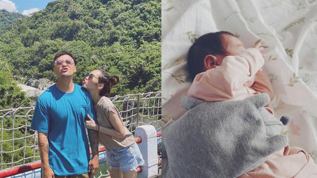 王棠云女儿早产仅1公斤 身上插好多针管惹人心疼