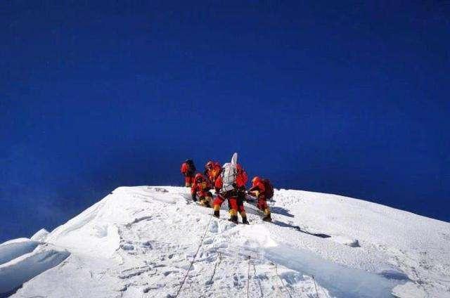 上游•读书丨2020珠峰高程测量的真实记录 - 胡金媛