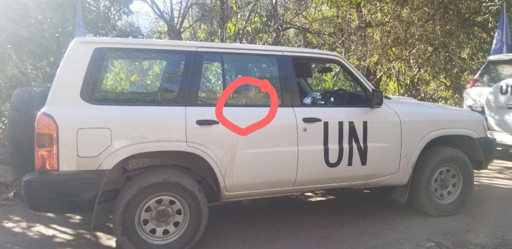 巴基斯坦:印度军队朝联合国车辆开火