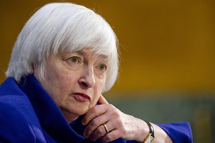 耶伦:从美联储主席到财政部长 她为何能两度创造历史