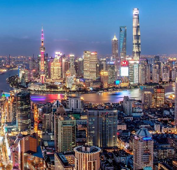上海有丰富的举办大型活动的经验
