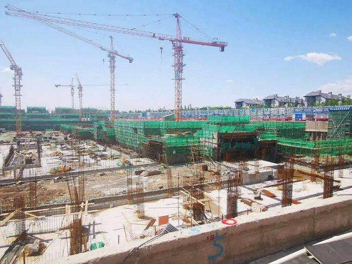 泰禾项目大部分遭遇烂尾:购房者维权成本极高 盘活风险更高