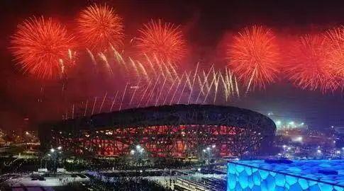 北京奥运会给世界留下深刻印象