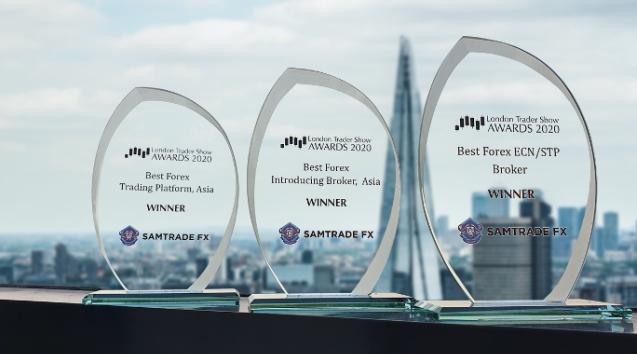 《【超越平台怎么注册】德兴汇SAMTRADEFX在2020年伦敦交易展上获奖》