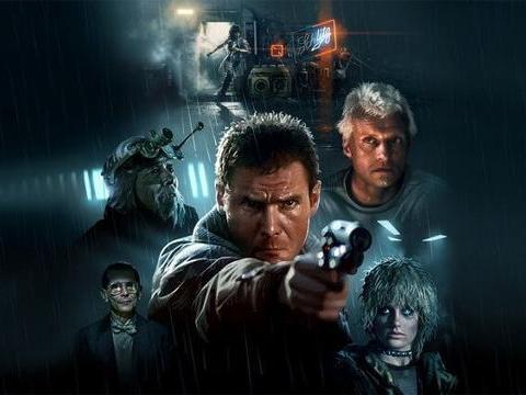 《银翼杀手》风格重现!科幻战争电影《前哨基地》看人类碾碎大军