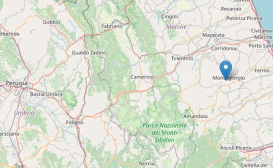 意大利近日频繁发生3.9级以下地震 米兰500年不遇