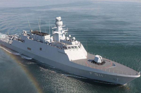 美媒:乌克兰将采购4艘土耳其隐身轻型护卫舰