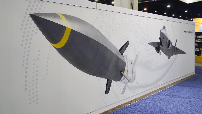 """因为一个""""愚蠢错误"""" 美军空射高超音速导弹试验失败"""