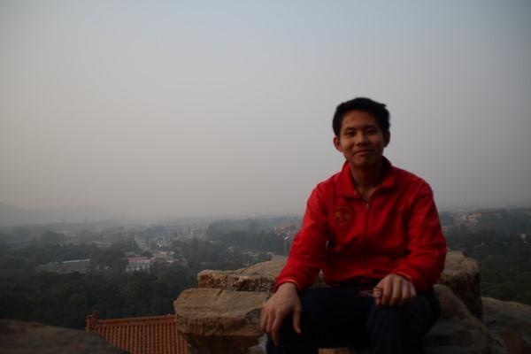 吴谢宇的人人网头像。