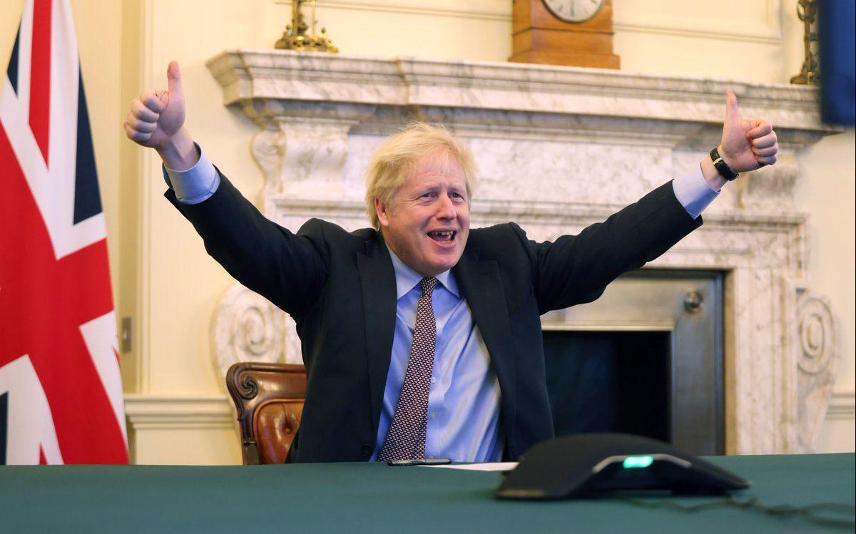 """英国""""脱欧""""迎大结局:分手并不体面但好过分不成"""