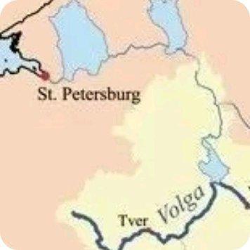 俄罗斯——伏尔加河……
