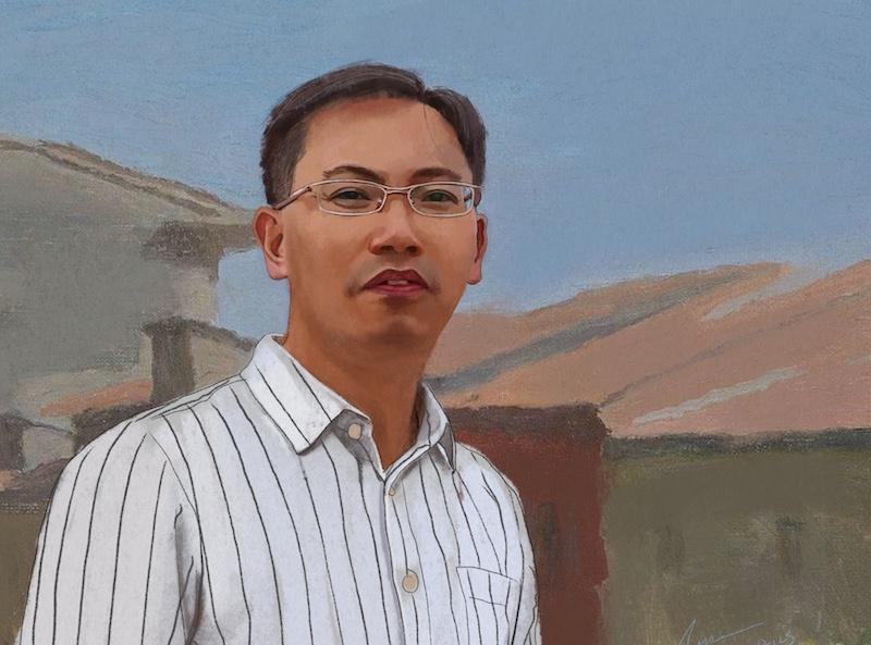 刘朝晖谈外销瓷研究