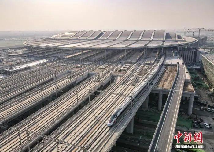 """迎接2021,""""基建狂魔""""中国疯狂上新!"""