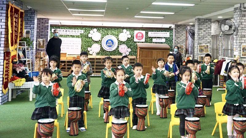中华志愿者爱心驿站在红黄蓝广东子公司
