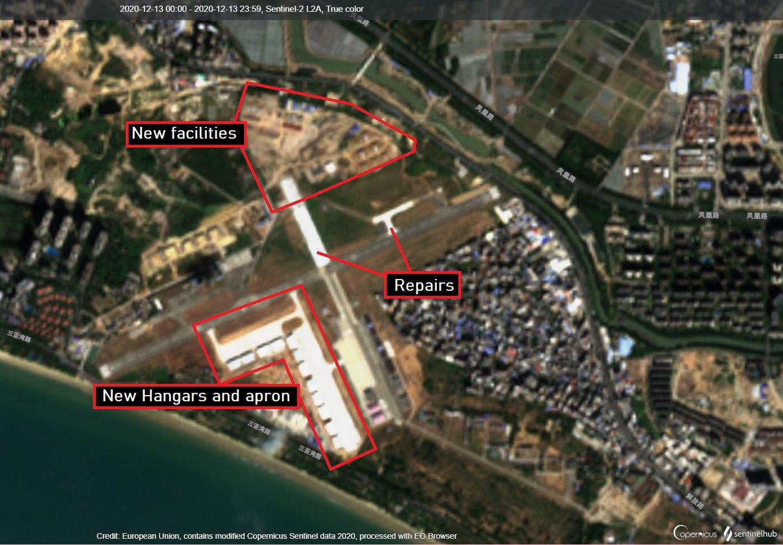 海军基地扩建片面 图源:CSIS