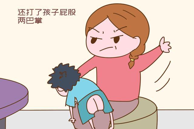 为啥妈妈刚打骂过孩子,孩子还是求抱抱?答案很暖心