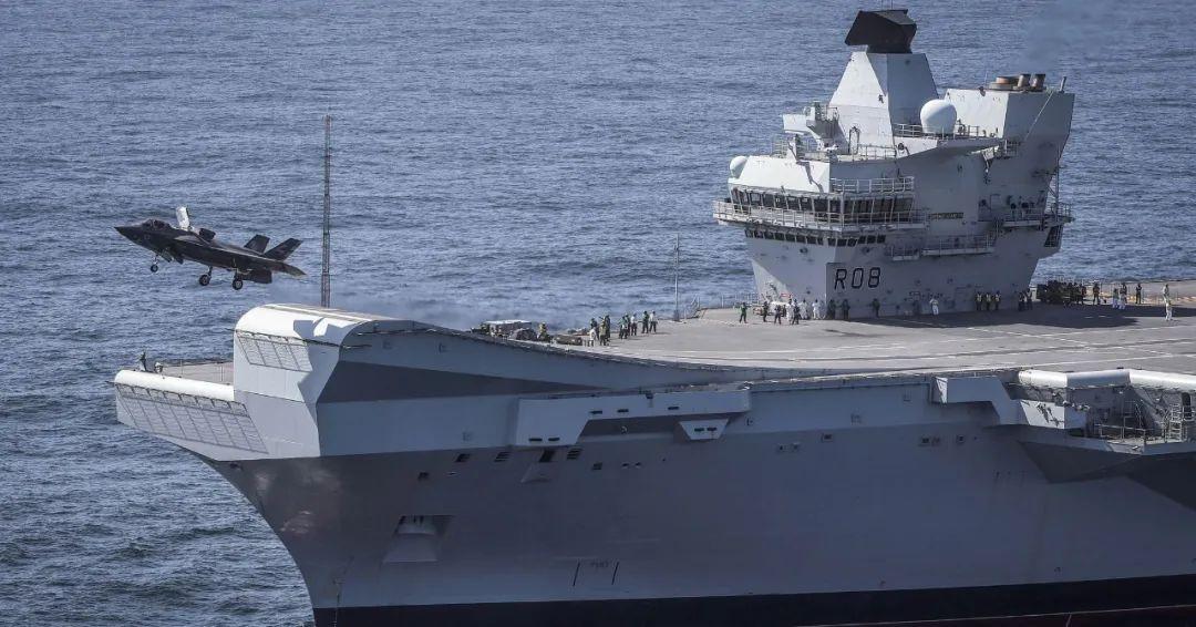 专家:面对中国 英国航母没有优势可言