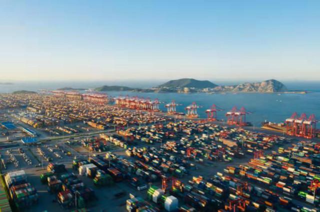 上海港集装箱年吞吐量预计再创新高