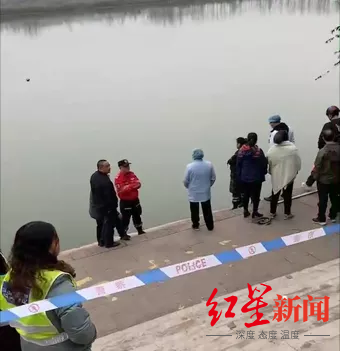 悲剧!四川蓬安一女子在嘉陵江冬泳不幸溺亡