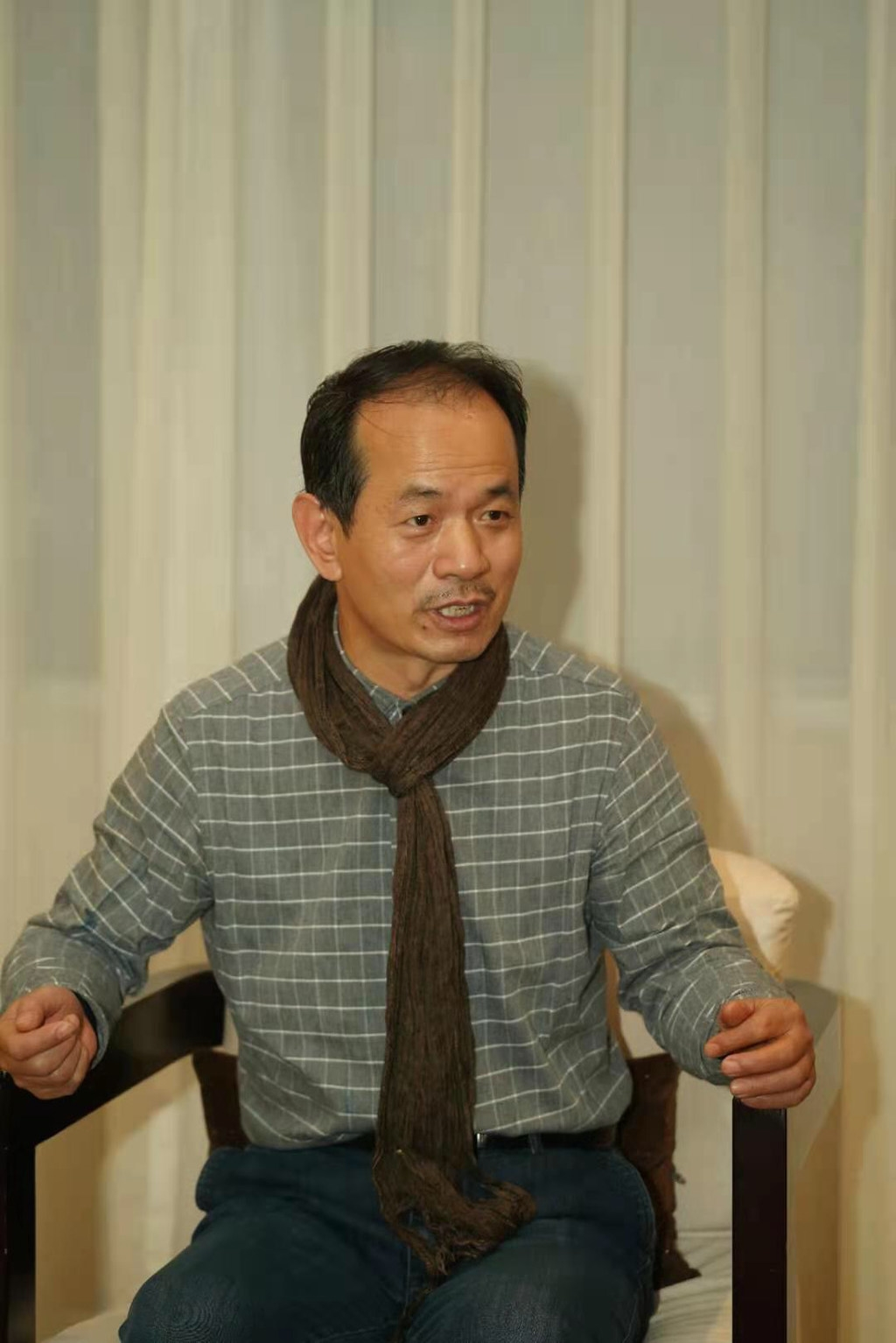 第四届成都国际诗歌周 鲁迅文学奖获得者、诗人阎安:诗歌是文化现代化的重要催化剂