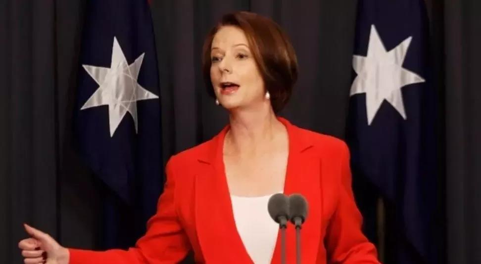 澳大利亚首位女总理茱莉亚·吉拉德