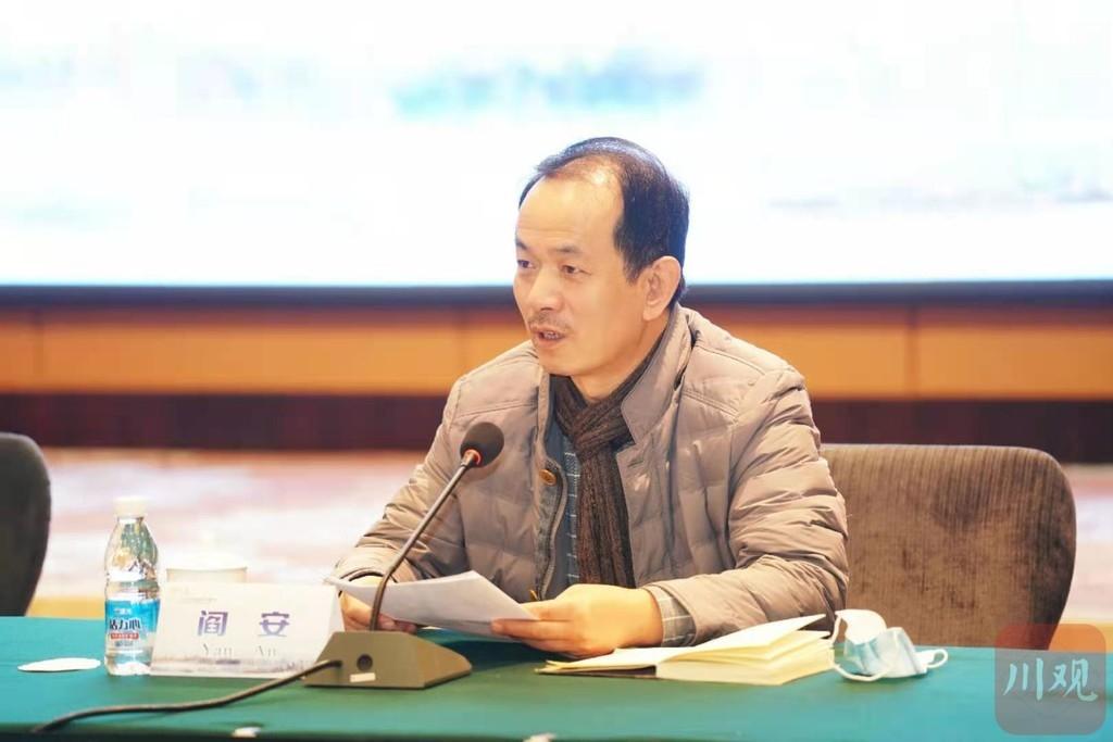 陕西省作家协会副主席阎安:诗歌的现代性需要通过城市来建构和升华