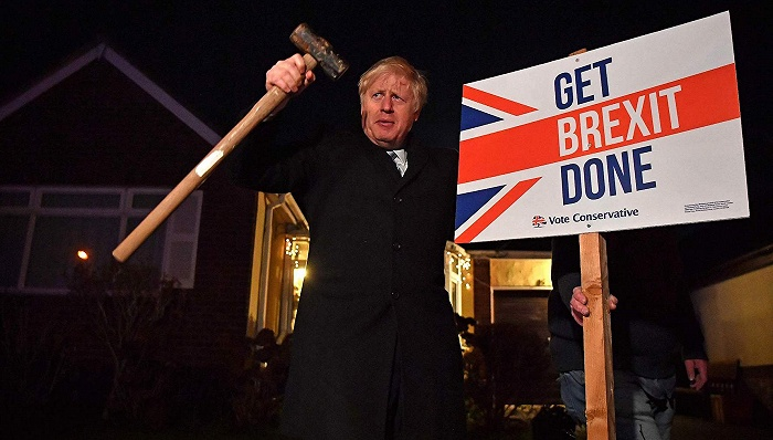 谈判又进一步!英国撤回涉嫌违反国际法的脱欧条款