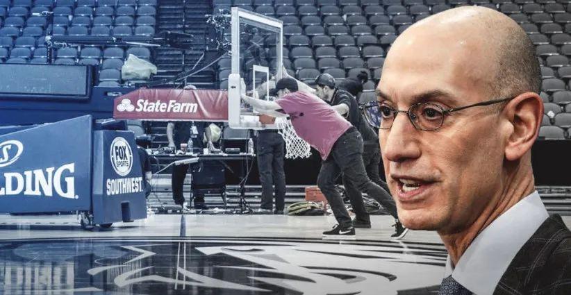 復賽日期已敲定!3大復賽方案卻引發爭論,聯盟29隊都想阻止湖人奪冠?-黑特籃球-NBA新聞影音圖片分享社區