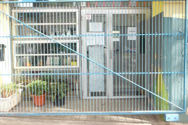 3月12日,马德里的小儿园关闭。