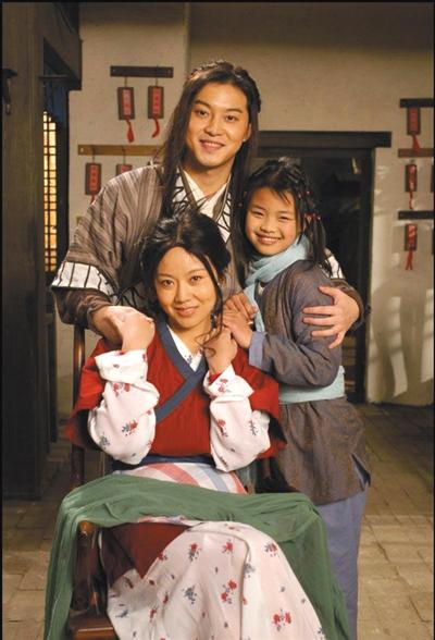 当年,王莎莎与闫妮、沙溢等主演的《武林外传》曾红遍大江南北。