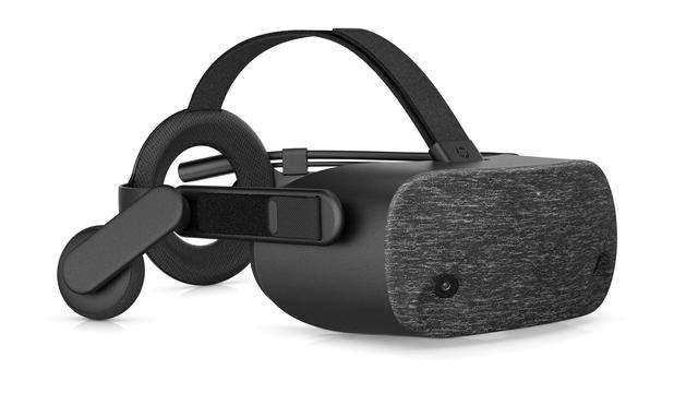 《半条命:Alyx》打造VR游戏新标杆 惠普新VR头显曝光