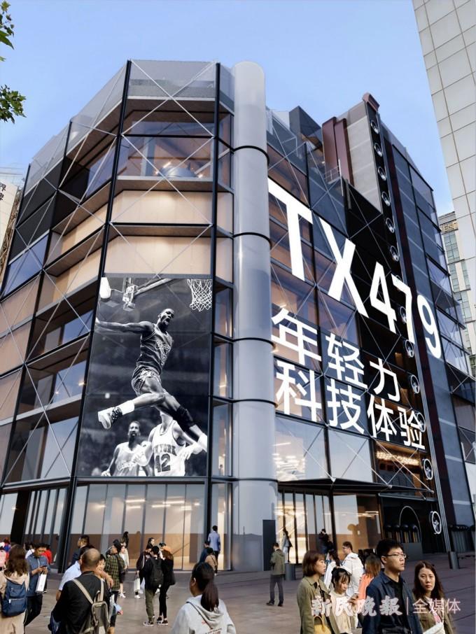 上海购物再升级 南京路步行街将亮相新世代消费地标