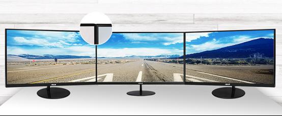 办公游戏两不误!华硕75Hz流速屏新品VL279HE护眼显示器清新上市