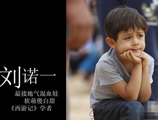 刘烨法籍妻子带娃回国,检疫时被称外国人,诺一大喊我是中国人