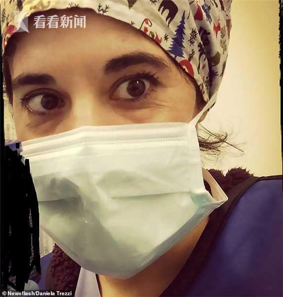 美国新增连续破万:意大利护士自杀 美国新冠肺炎确诊超8万
