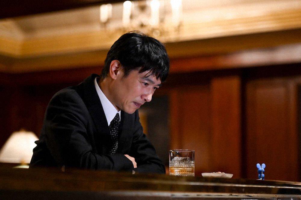 堺雅人《半泽直树2》剧照。图片来自网络