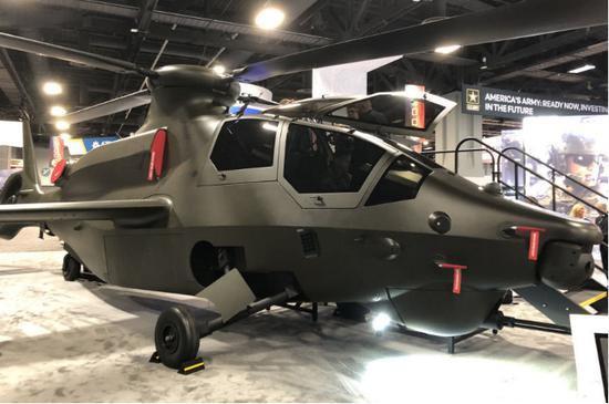 美陆军未来攻击侦察机进入原型机研发,或引领潮流